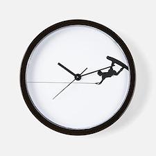Wakeboard Railey Wall Clock