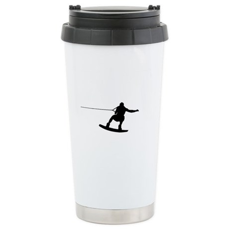 Wakeboard Big Air Stainless Steel Travel Mug
