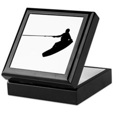 Wakeboard Air Nose Grab Keepsake Box