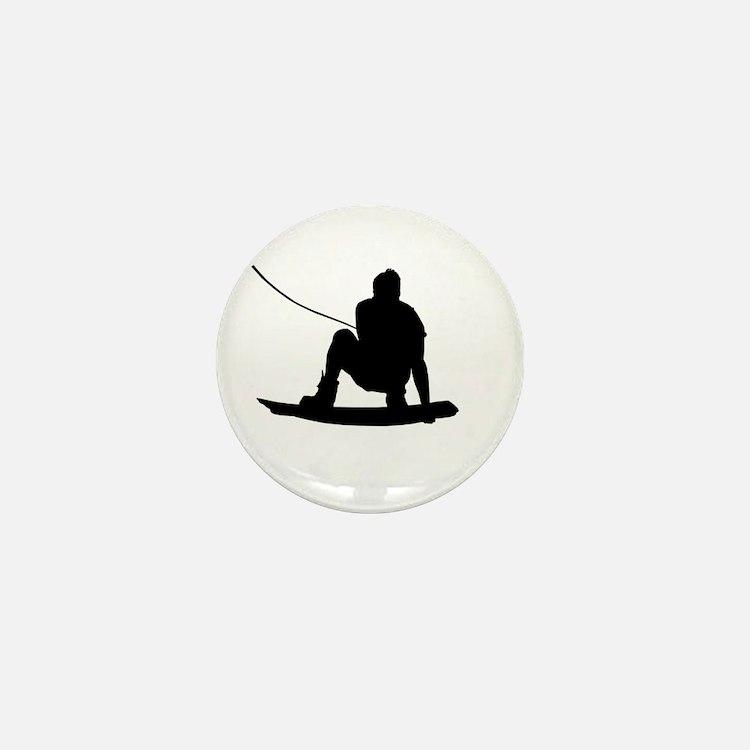 Wakeboard Air Method Grab Mini Button