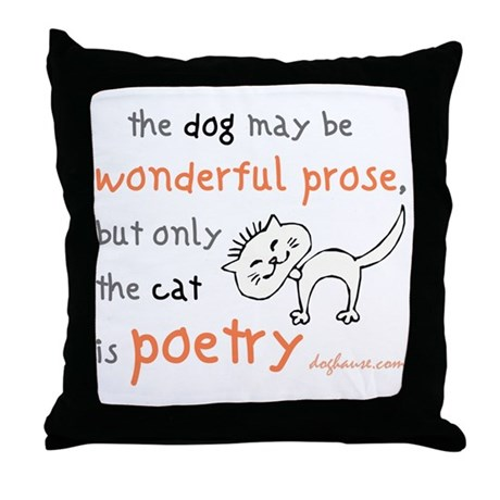 cat poetry dog prose