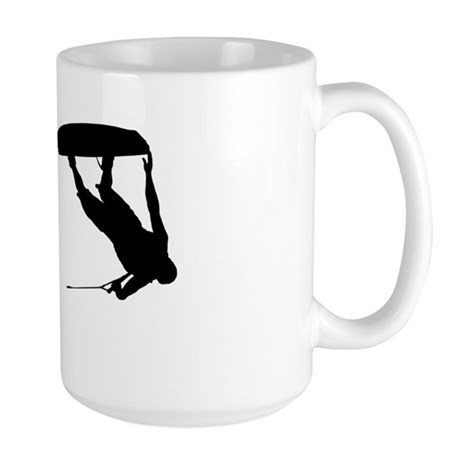 Wakeboard Invert Tail Grab Large Mug