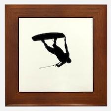 Wakeboard Invert Tail Grab Framed Tile