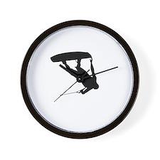 Wakeboard Invert Tail Grab Wall Clock