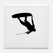Wakeboard Invert Tail Grab Tile Coaster