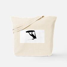 Wakeboard Invert Tail Grab Tote Bag