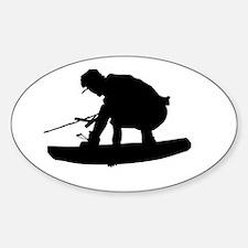 Wakeboard Air Stalefish Sticker (Oval)