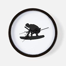 Wakeboard Air Stalefish Wall Clock
