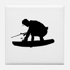 Wakeboard Air Stalefish Tile Coaster