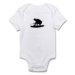 Wakeboard Air Stalefish Infant Bodysuit
