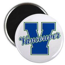 Vancouver Letter Magnet
