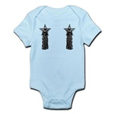 baybware formal infant bodysuit