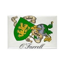 O'Farrell Family Coat of Arms Rectangle Magnet