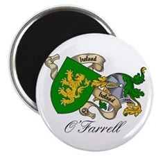 O'Farrell Family Coat of Arms Magnet
