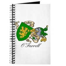 O'Farrell Family Coat of Arms Journal