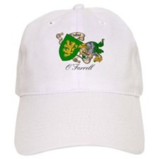 O'Farrell Family Coat of Arms Baseball Cap