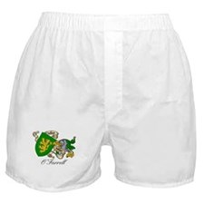O'Farrell Family Coat of Arms Boxer Shorts