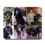 CaninenCancerAwareness Mousepad