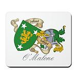 O'Malone Family Sept Mousepad