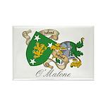 O'Malone Family Sept Rectangle Magnet (10 pack)