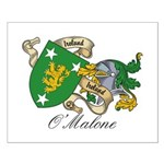O'Malone Family Sept Small Poster
