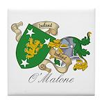 O'Malone Family Sept Tile Coaster
