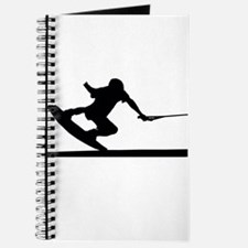 Cute Silhouette Journal