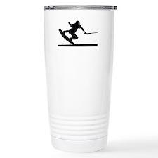Cute Wakeboarding Travel Mug