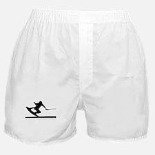 Cute Silhouette Boxer Shorts