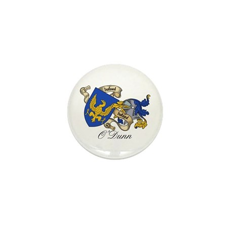 O'Dunn Family Coat of Arms Mini Button (10 pack)