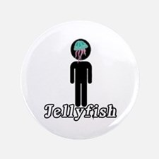 """String Cheese Incident - Jellyfish 3.5"""" Button"""