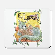 Dragon Reader Mousepad