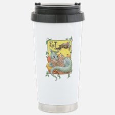 Dragon Reader Travel Mug