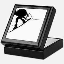 Unique Wake board Keepsake Box