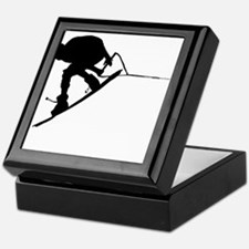 Cute Wakeboarding Keepsake Box