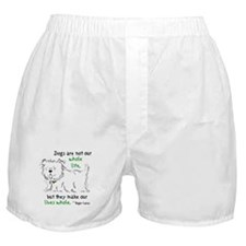 Whole Life Boxer Shorts