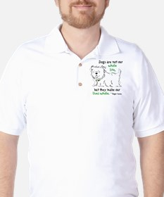 Whole Life Golf Shirt