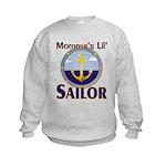 Momma's Lil' Sailor Kids Sweatshirt