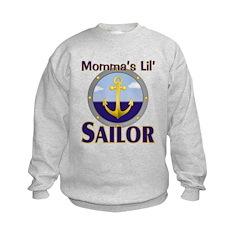 Momma's Lil' Sailor Sweatshirt