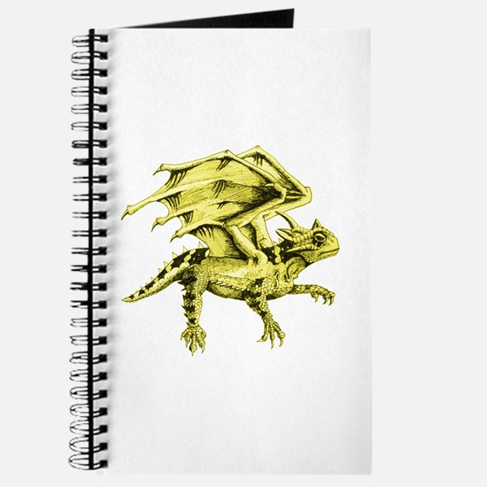 Flying Horny Toad Journal