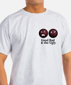 Good Bad And The Ugly Logo 11 T-Shirt Design