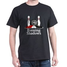 Evening Shadows Logo 15 T-Shirt Design Front
