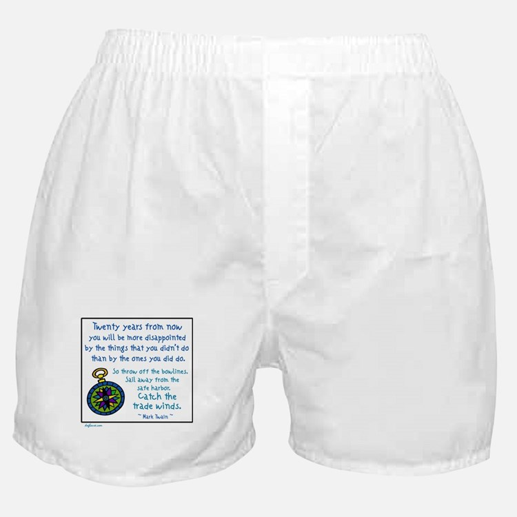 Trade Winds Boxer Shorts