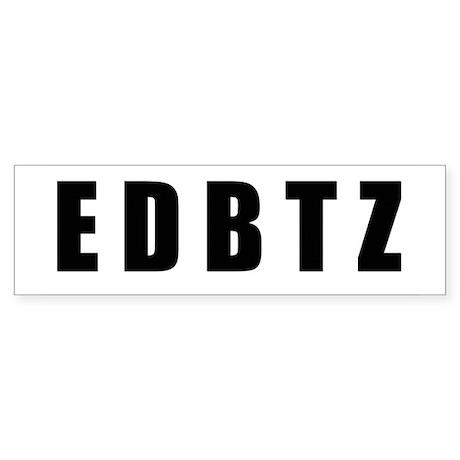 Bumper Sticker (rectangle)