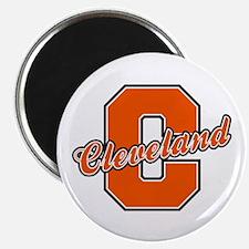 Cleveland Letter Magnet