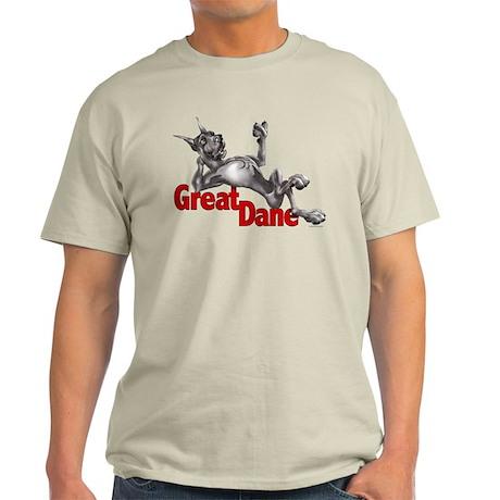 Great Dane Black LB Light T-Shirt
