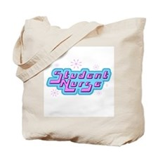 Retro Student Nurse Tote Bag