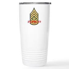 Command Sergeant Major Travel Mug