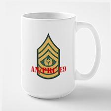Command Sergeant Major Mug