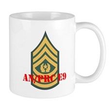 Command Sergeant Major Small Mug
